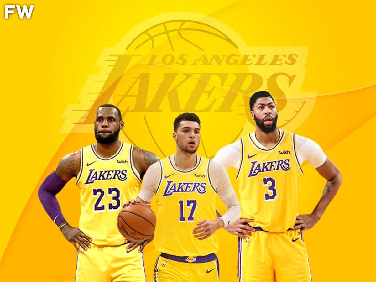 Zach LaVine Lakers