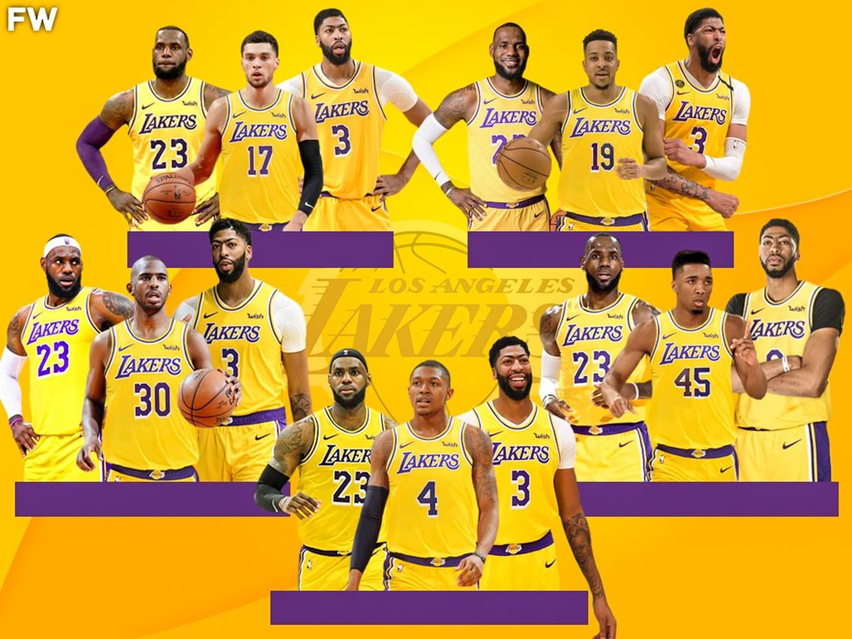 How The Los Angeles Lakers Can Create A Dynasty: 5 Best Targets This Offseason