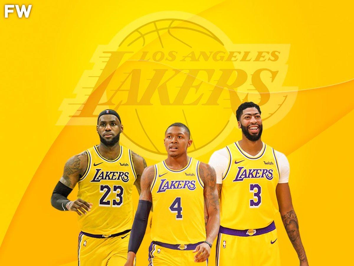 Bradley Beal Lakers