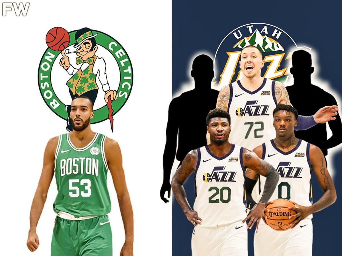Boston Start Creating A Superteam With Rudy Gobert