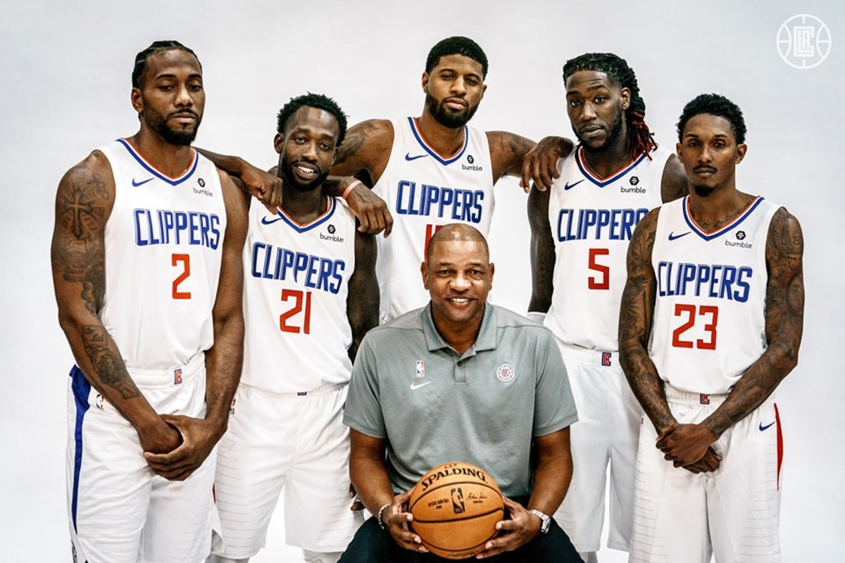 Credit: Los Angeles Clippers