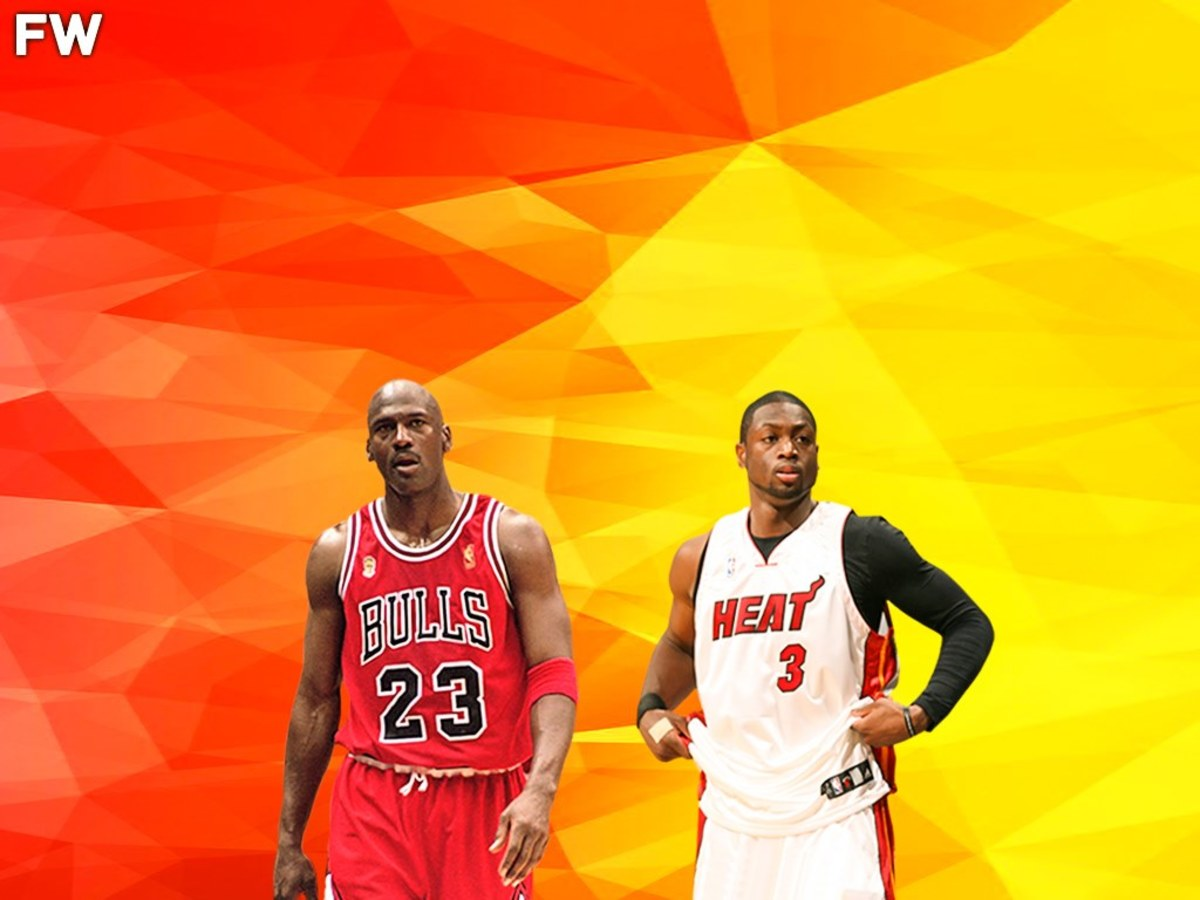 Michael Jordan vs. Dwyane Wade