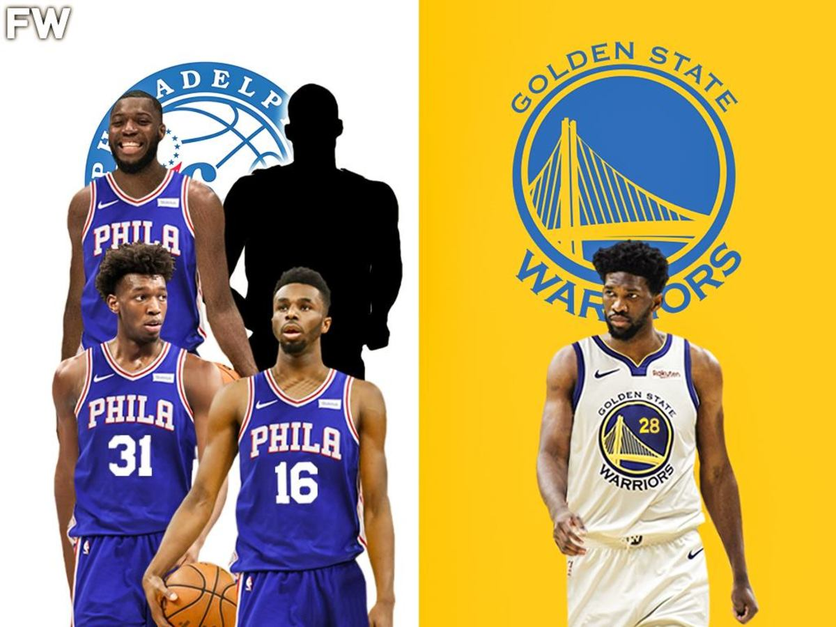Golden State Warriors Create A Powerful Team With Joel Embiid