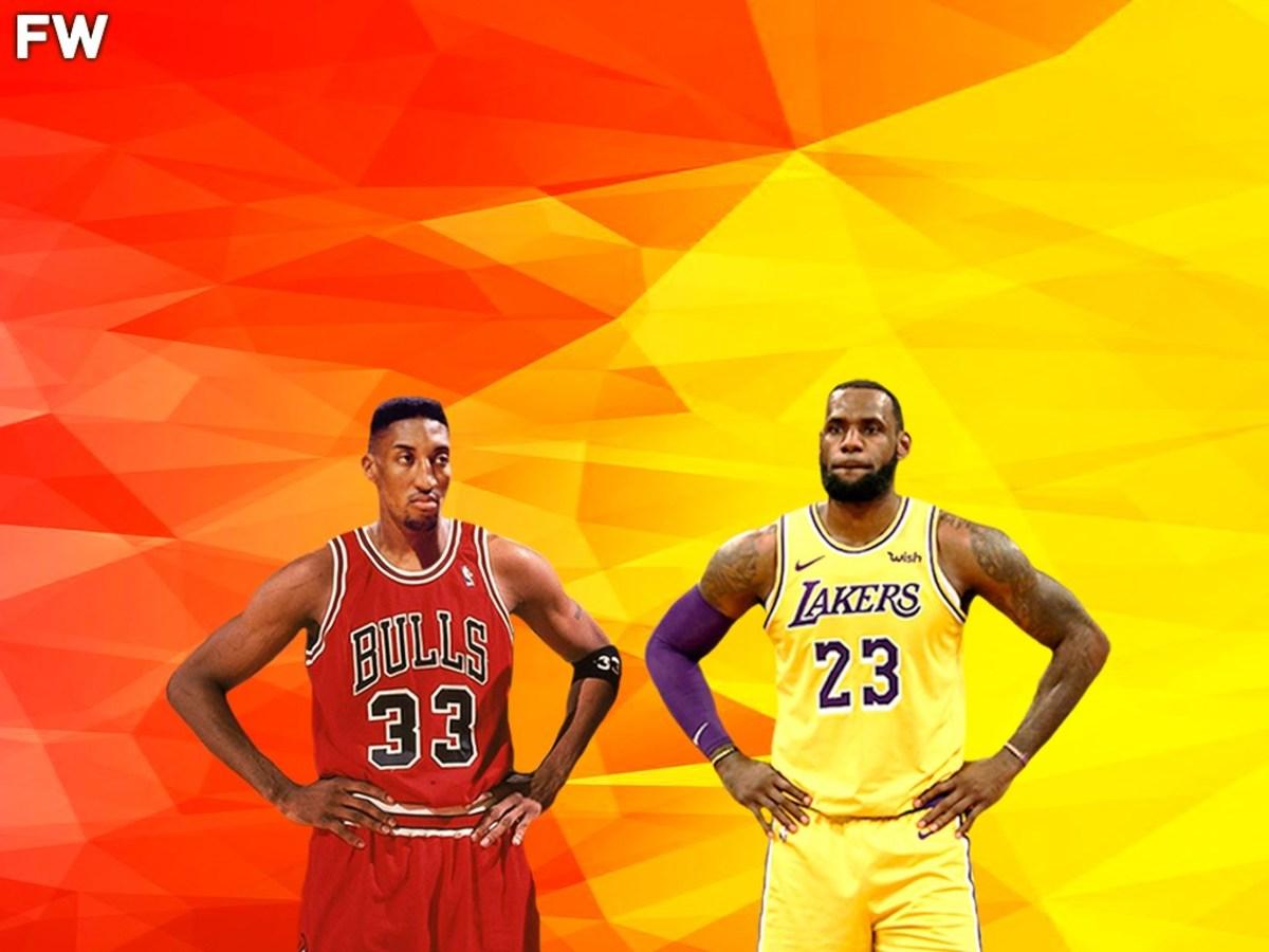 Scottie Pippen vs. LeBron James