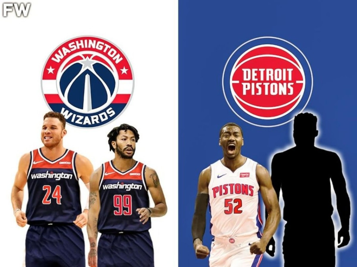Blake Griffin, Derrick Rose for John Wall, a first-round pick