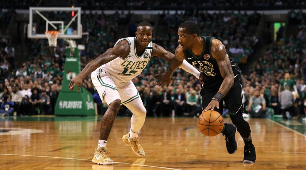 Eric Bledsoe NBA Bucks