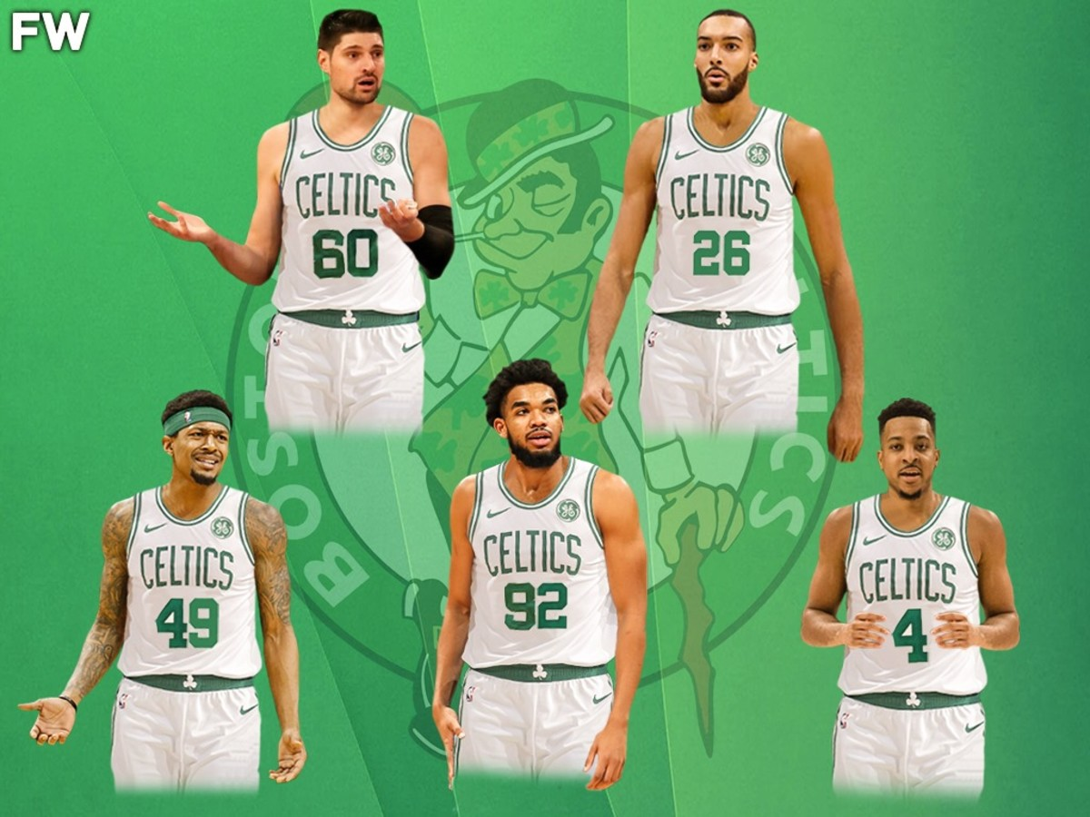 How The Boston Celtics Can Create A Big Three: 5 Best Stars To Pair With Jayson Tatum And Jaylen Brown