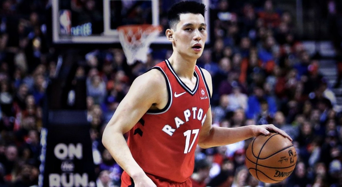 Jeremy Lin Explains How A Milwaukee Security Guard Asked For His Pass To Raptors Bus