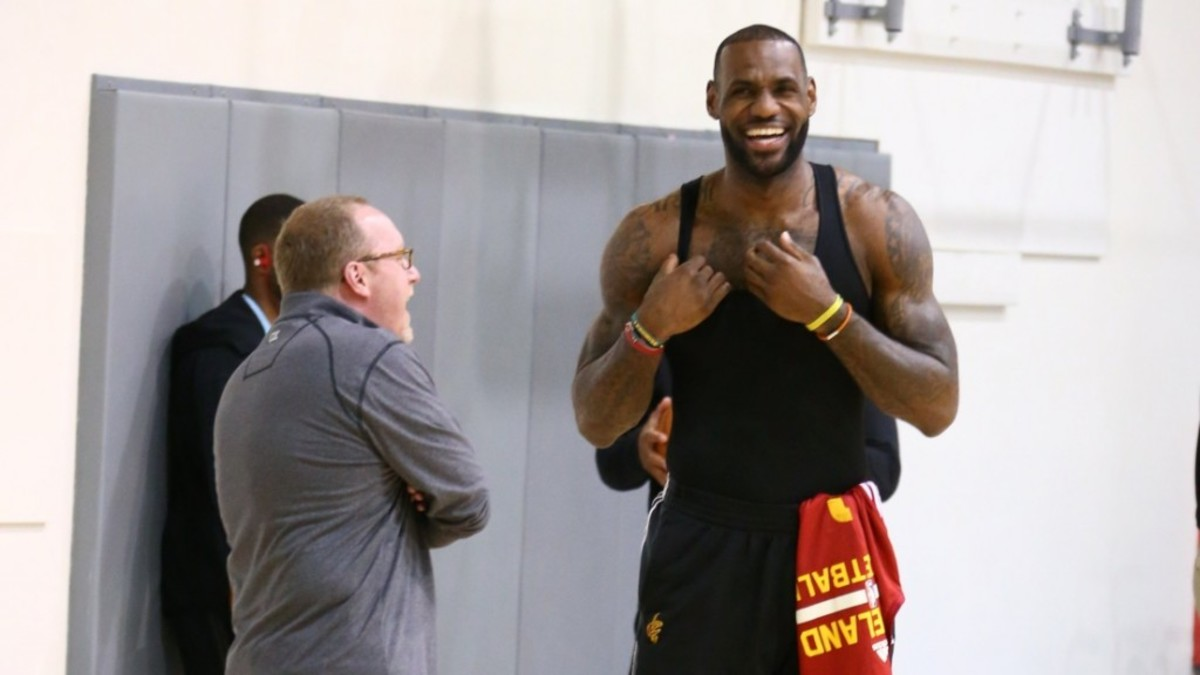 David Griffin Takes A Shot At LeBron James: 'He's Getting All The Credit And None Of The Blame'