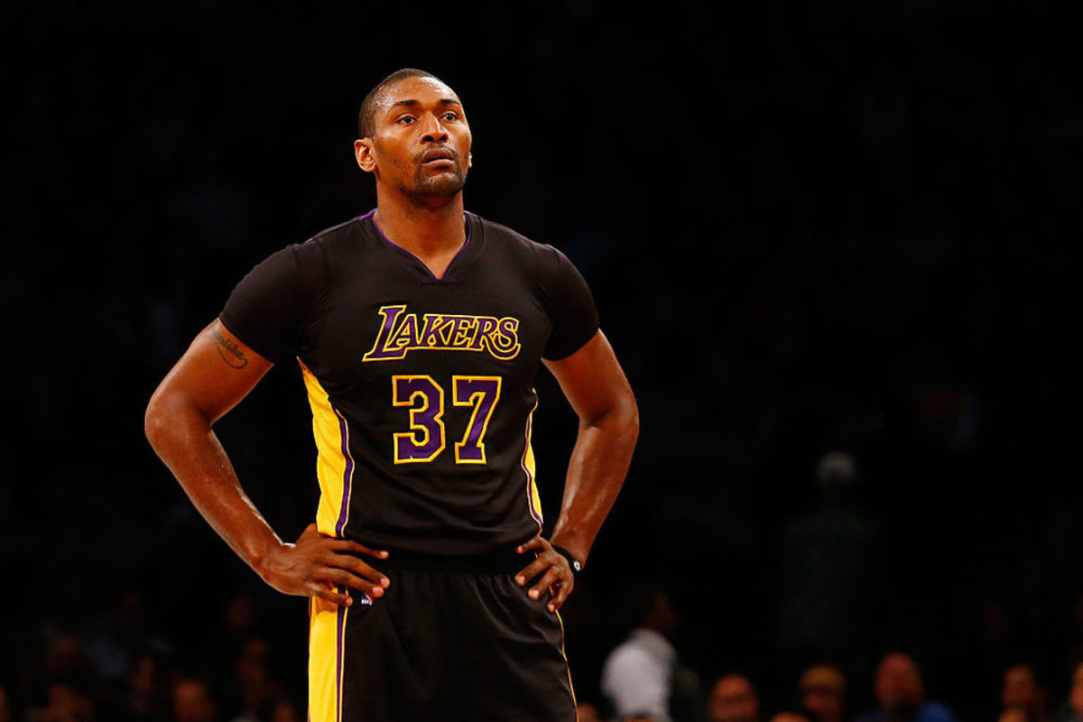 Metta World Peace Claims He Belongs In The Hall Of Fame