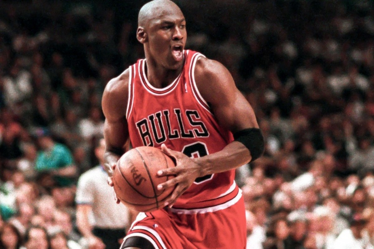 Bobby Knight Said Michael Jordan Was The Best Player He's Ever Seen Before MJ Made It To The NBA