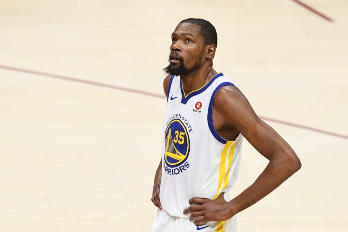 """c5dcd5f154bc Tracy McGrady Said Kevin Durant Leaving Golden State Warriors Would Be """" Great"""" For The NBA"""