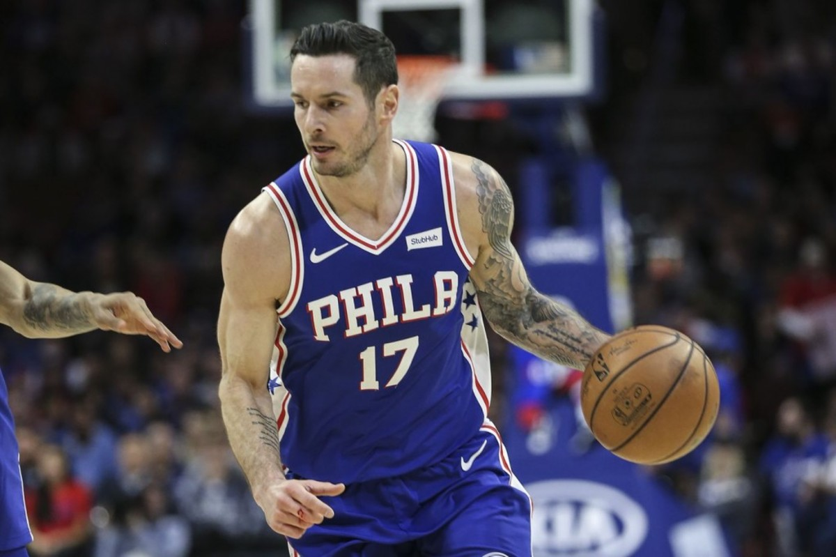 JJ Redick Has Reached Two-Year Deal With Pelicans