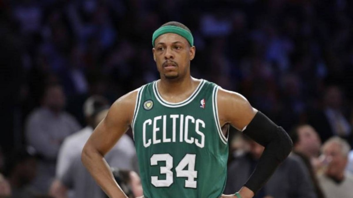 NBA Fans Clown Paul Pierce After He Made A Mistake On Instagram Post