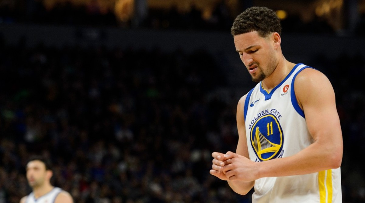 9493751b9fbc Rumors  Lakers May Prefer Klay Thompson Over Kawhi Leonard Next Offseason