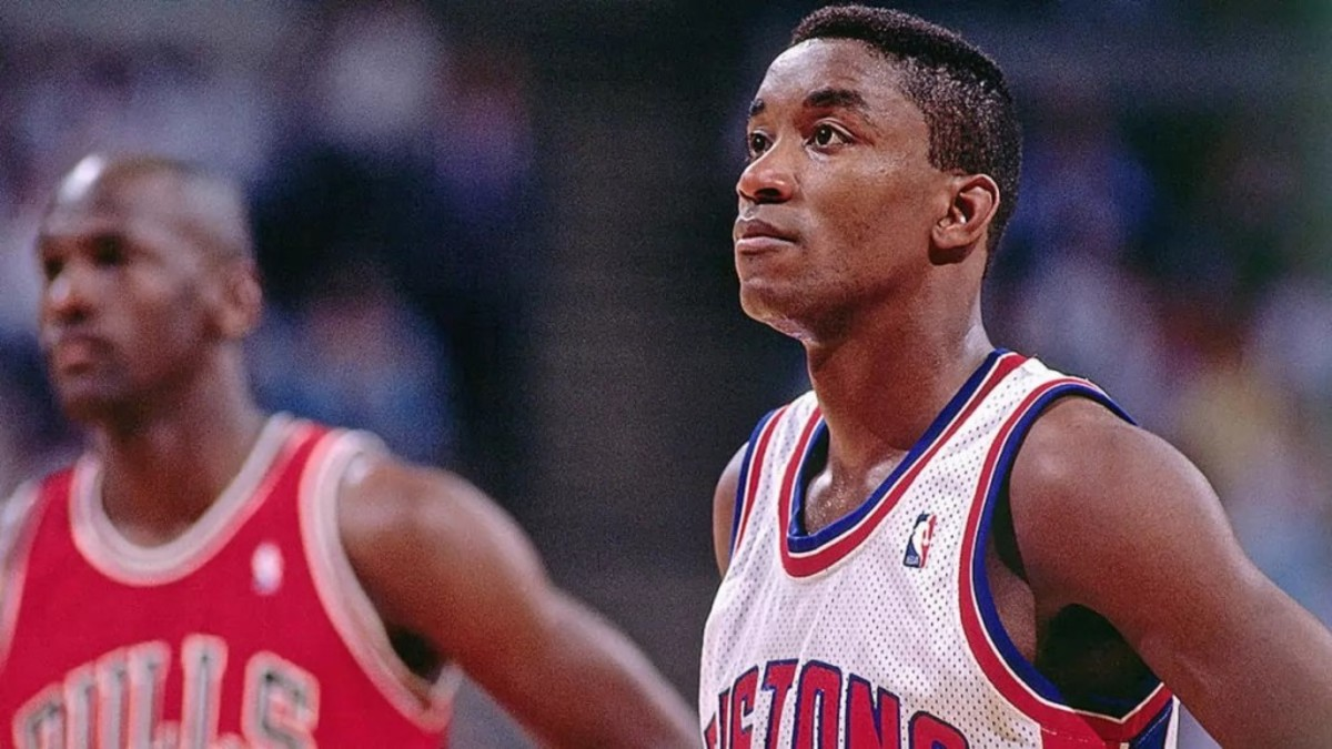 Isiah Thomas Opens Up About The Pistons Handshake Controversy