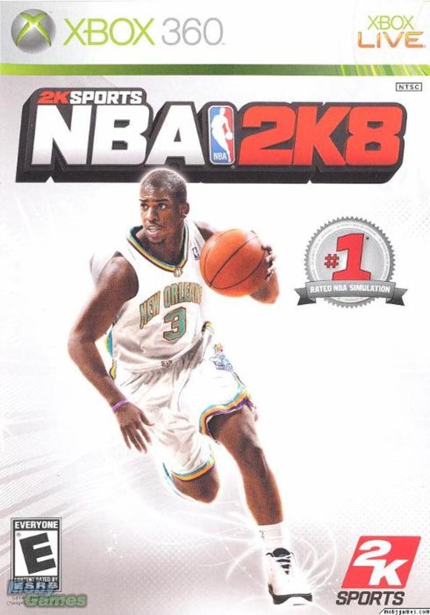 Chris Paul - NBA 2K8