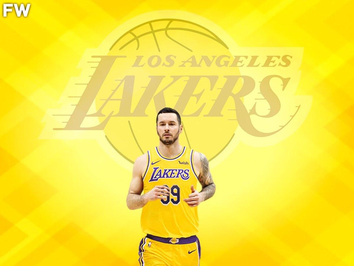 J.J. Redick Lakers
