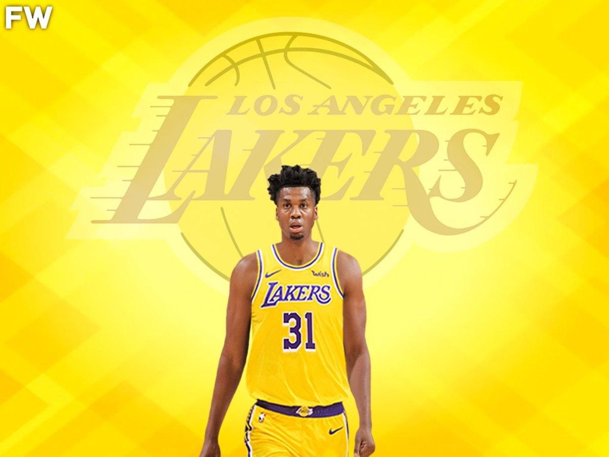 Hassan Whiteside Lakers