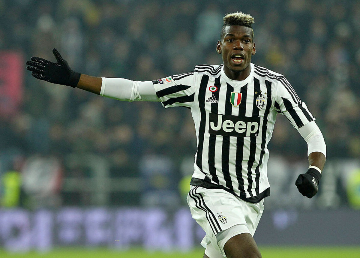 Transfer News: Juventus Hold Talks With Manchester United For Paul Pogba In London