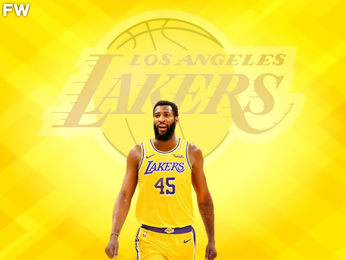 NBA Rumors: Lakers Are The Frontrunners To Sign Andre Drummond - Fadeaway World