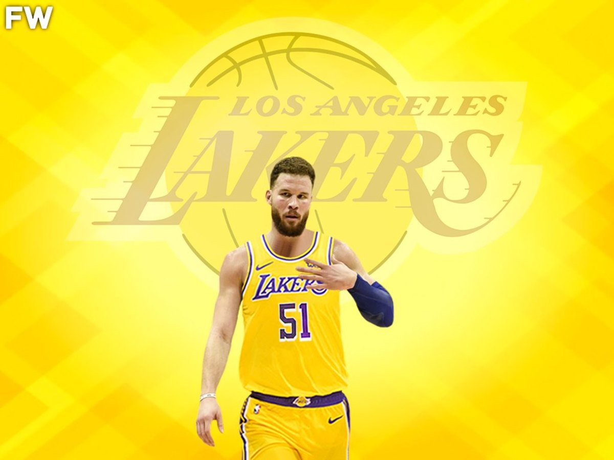 Blake Griffin Lakers