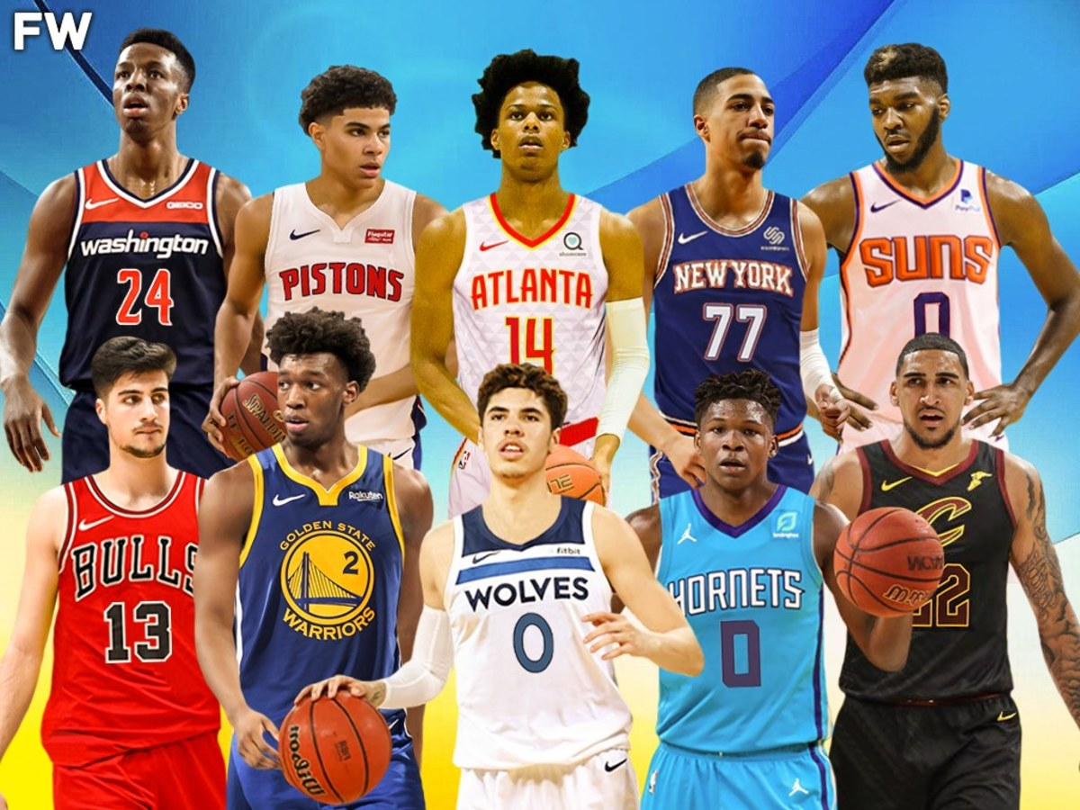 2020 NBA Mock Draft: LaMelo Ball To Timberwolves, James Wiseman To Warriors, Anthony Edwards To Hornets