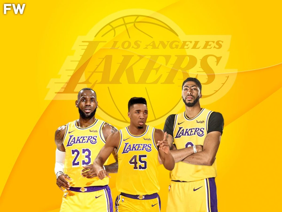 Donovan Mitchell Lakers