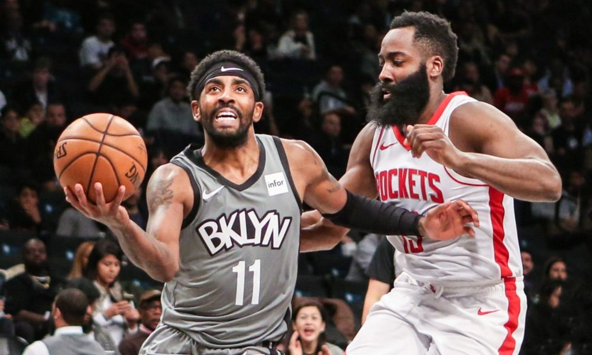 James Harden Declined $50M Extension From The Rockets Because He Wants To Play For The Brooklyn Nets