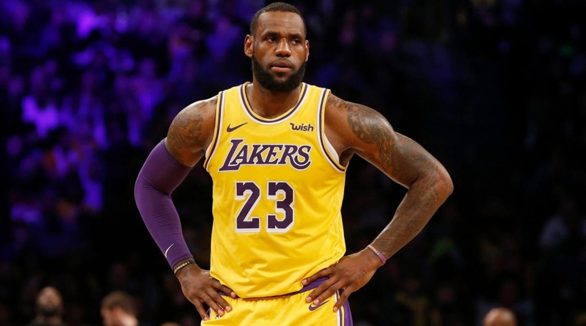 d279e6c6e282 Stephen A. Smith Says No One Could Blame LeBron James If He Demands To Be  Traded From Lakers