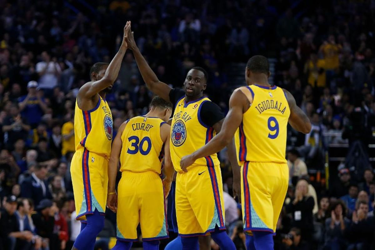 Warriors Plan To Pay Over $375 Million To Keep Core Together Next Year