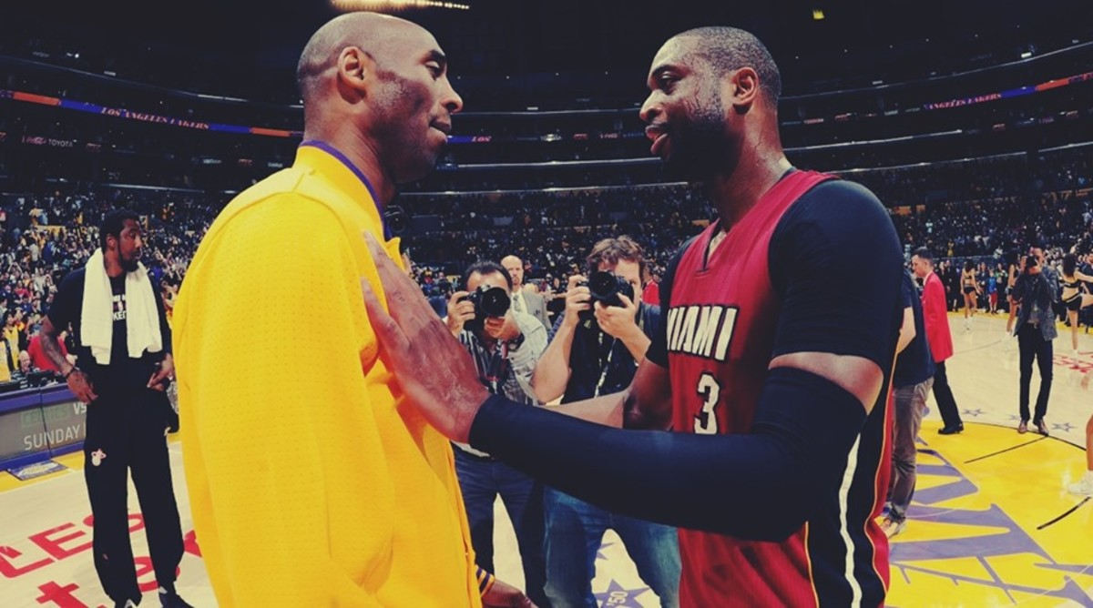 Dwyane Wade's Heartfelt Reaction To Kobe Bryant's Tragic Death