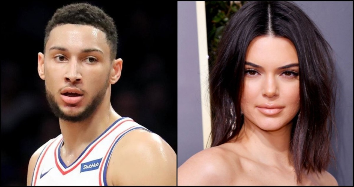 Ben Simmons Flirts With Kendall Jenner After She Posted Stunning Bikini Videos