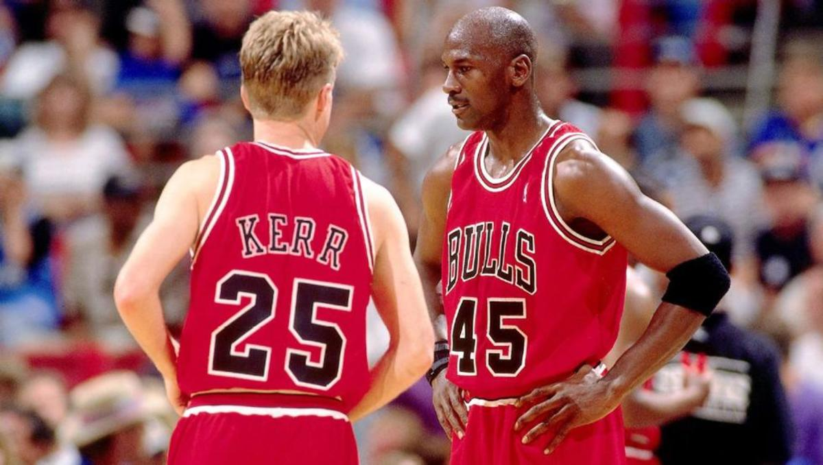 Michael Jordan Warned Australian Coaches Not To Share Details About His Fight With Steve Kerr