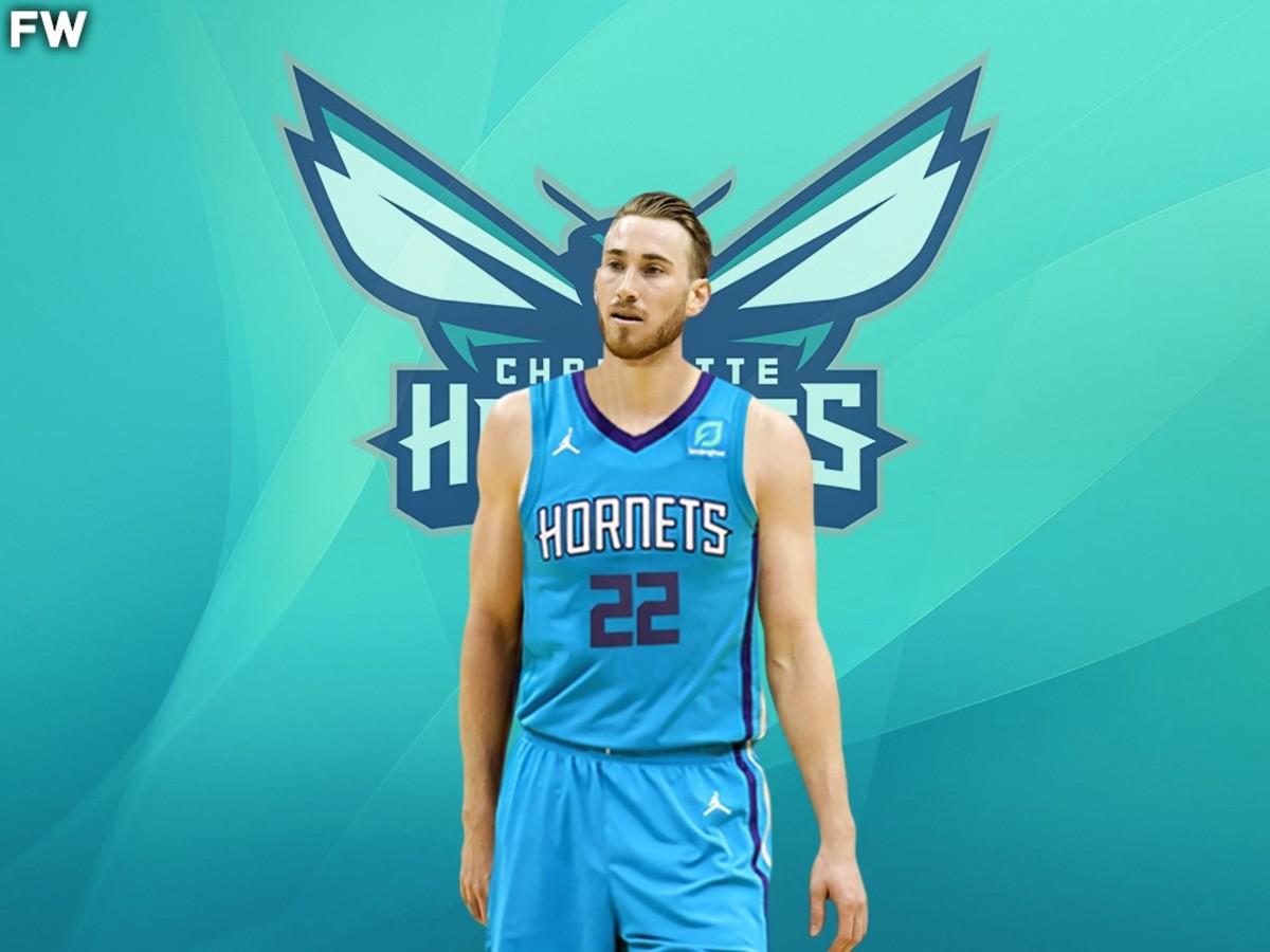 Gordon Hayward Charlotte Hornets