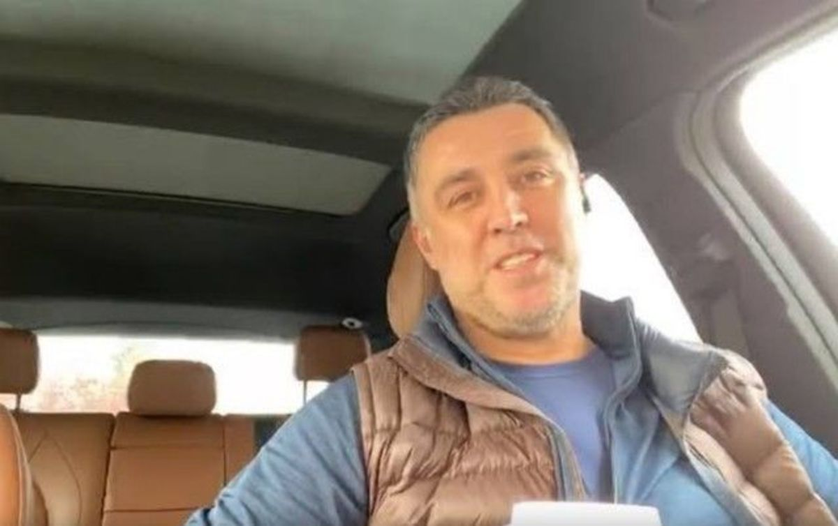 Legendary Former Striker Reveals He's Working As An Uber Driver In The US