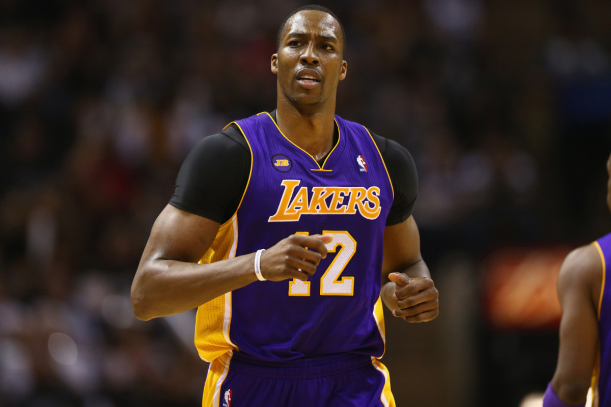 Dwight Howard Lakers Mistake
