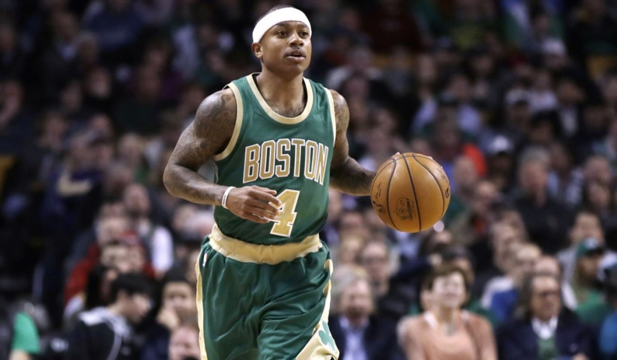 The Incurable Problem with Isaiah Thomas