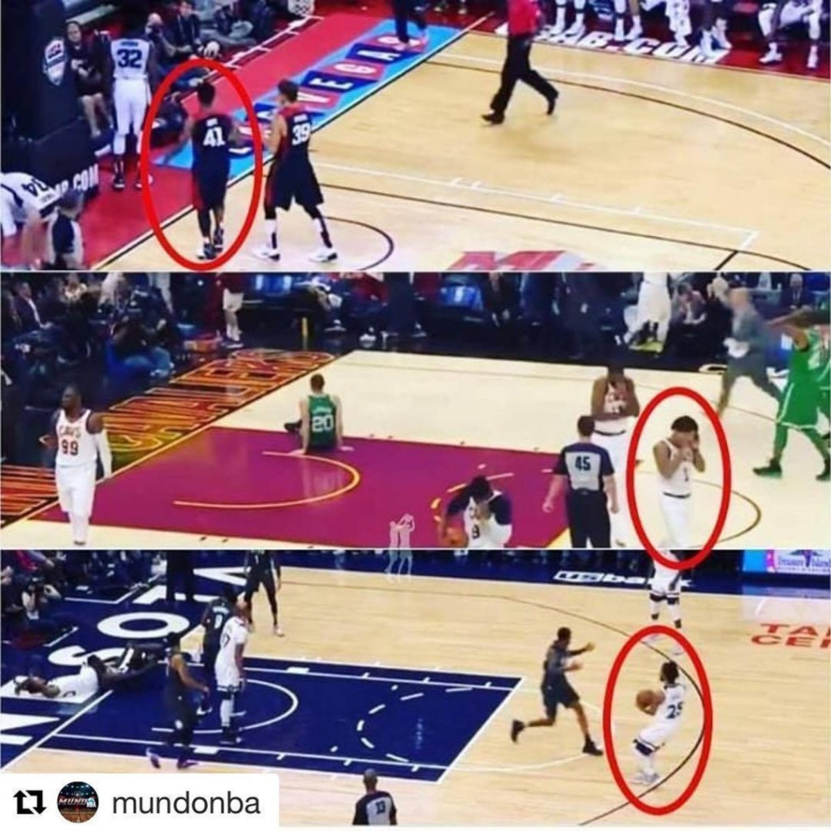 Credit: Mundo NBA