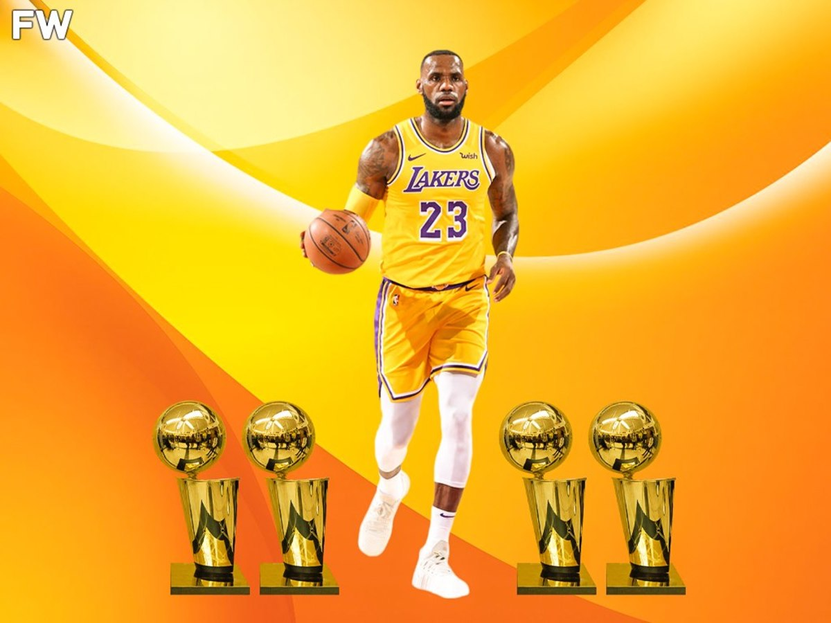 LeBron James Is Focused And He Wants 4th Ring