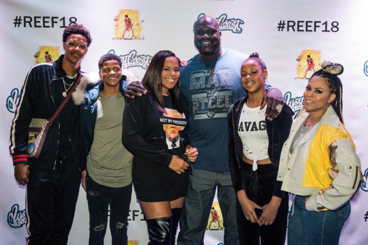 Shaq O'Neal Says He Doesn't Want His Daughters To Date NBA Players
