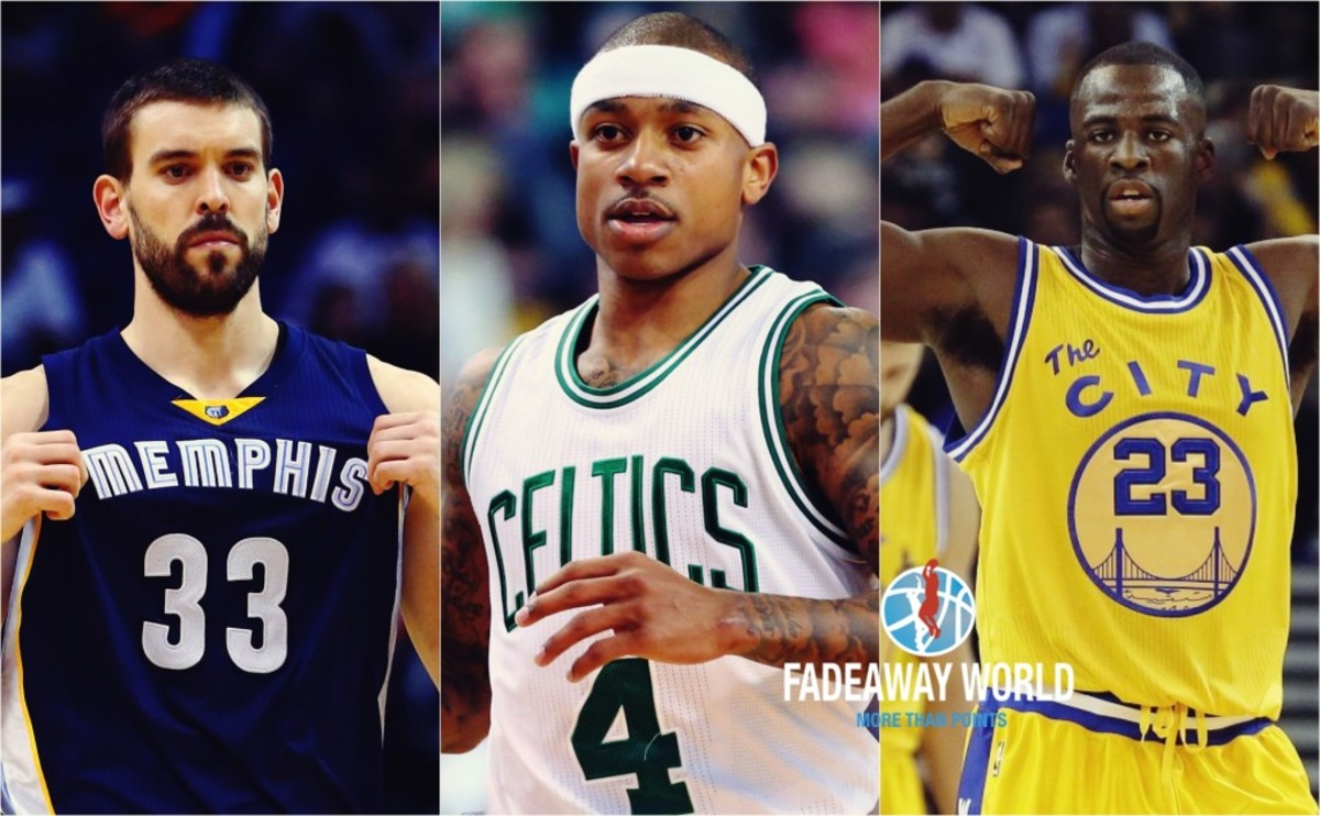 The 5 Best 2ndRound Draft Picks Since 2005