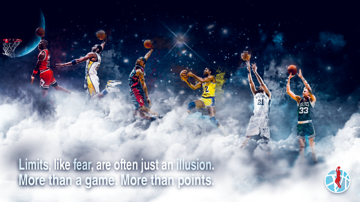 Limits, like fear, are often just an illusion. More than a game. More than points.