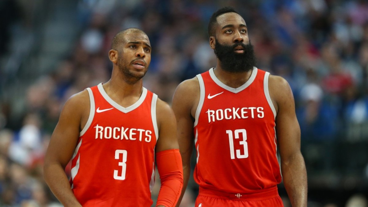 5 Reasons Why The Houston Rockets Will Win The Championship