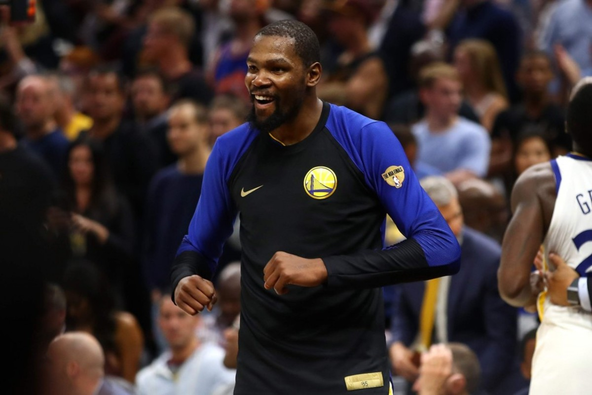 2018-19 NBA MVP Power Rankings: Kevin Durant Dominating Once Again
