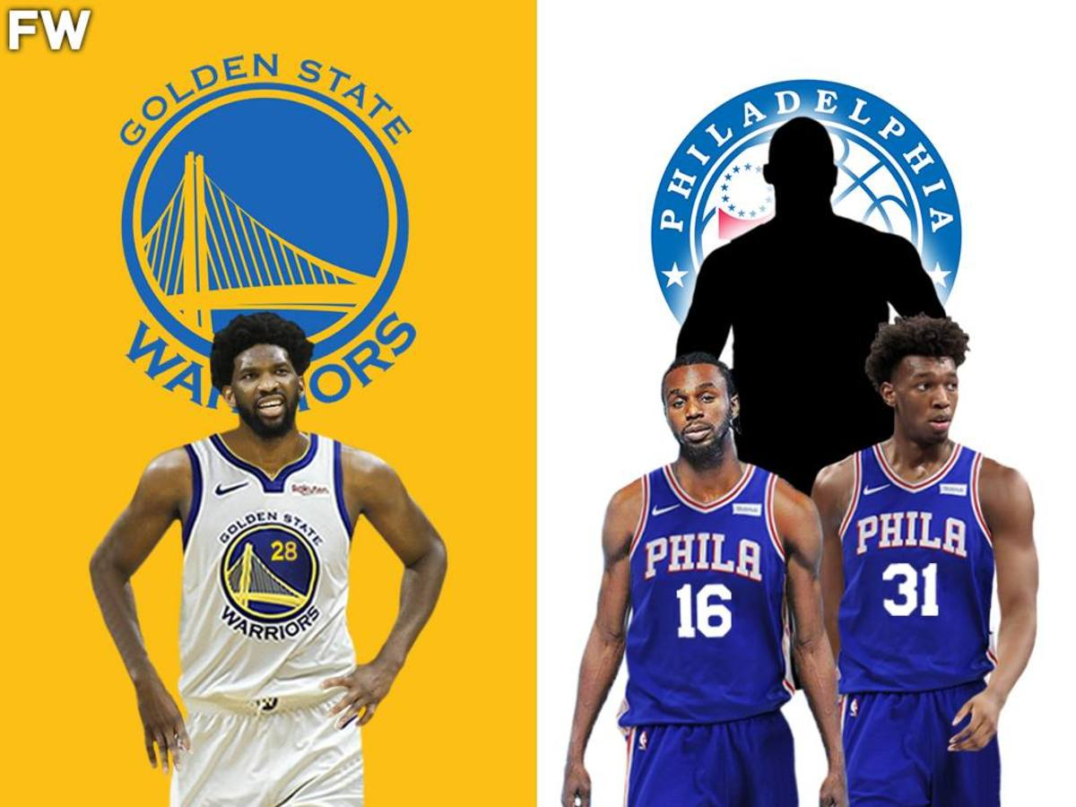 NBA Rumors: The Warriors Must Go 'All-In' For Joel Embiid