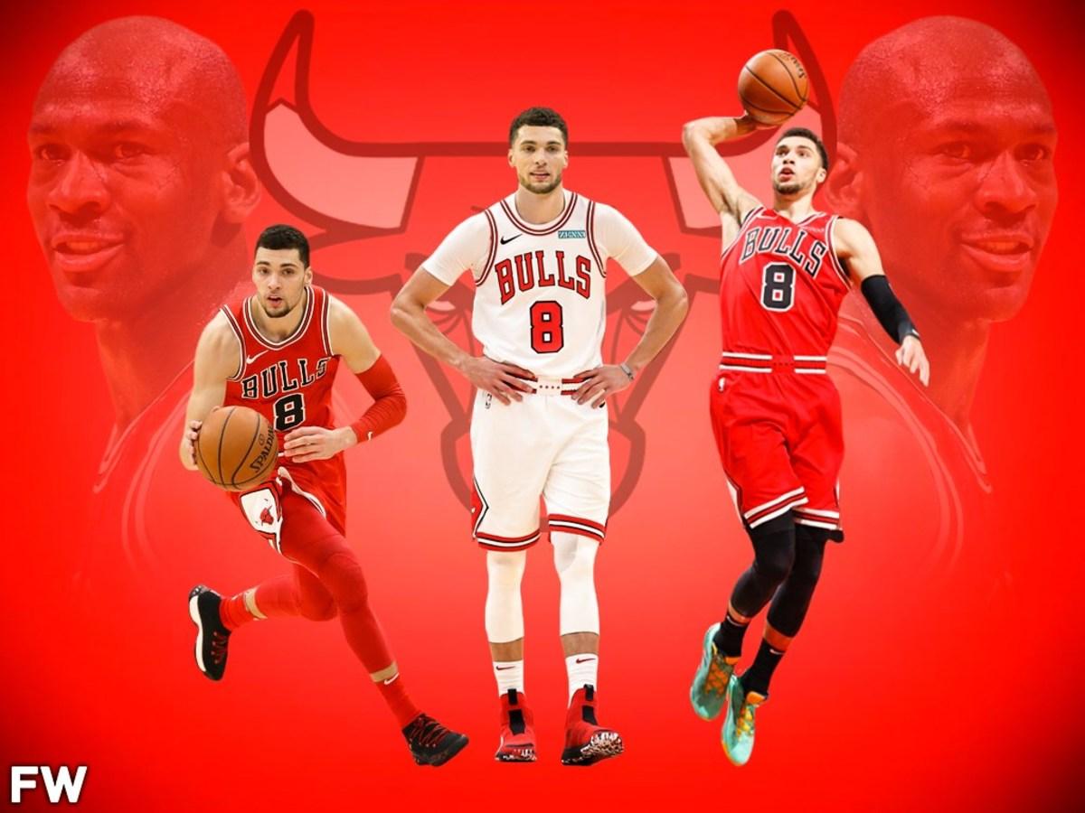 Zach LaVine Is The Best Chicago Bulls Shooting Guard Since Michael Jordan