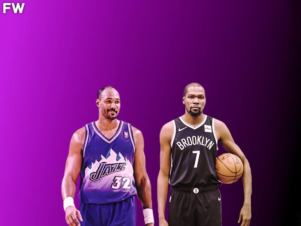 Karl Malone vs. Kevin Durant