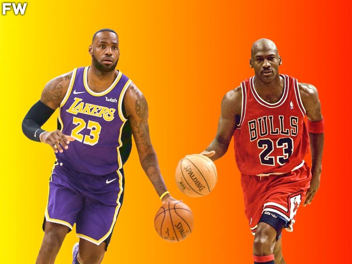 "Dwyane Wade On LeBron James vs. Michael Jordan GOAT Debate: ""It Doesn't Matter Who's GOAT. We'll Never See Another MJ Or LBJ."""