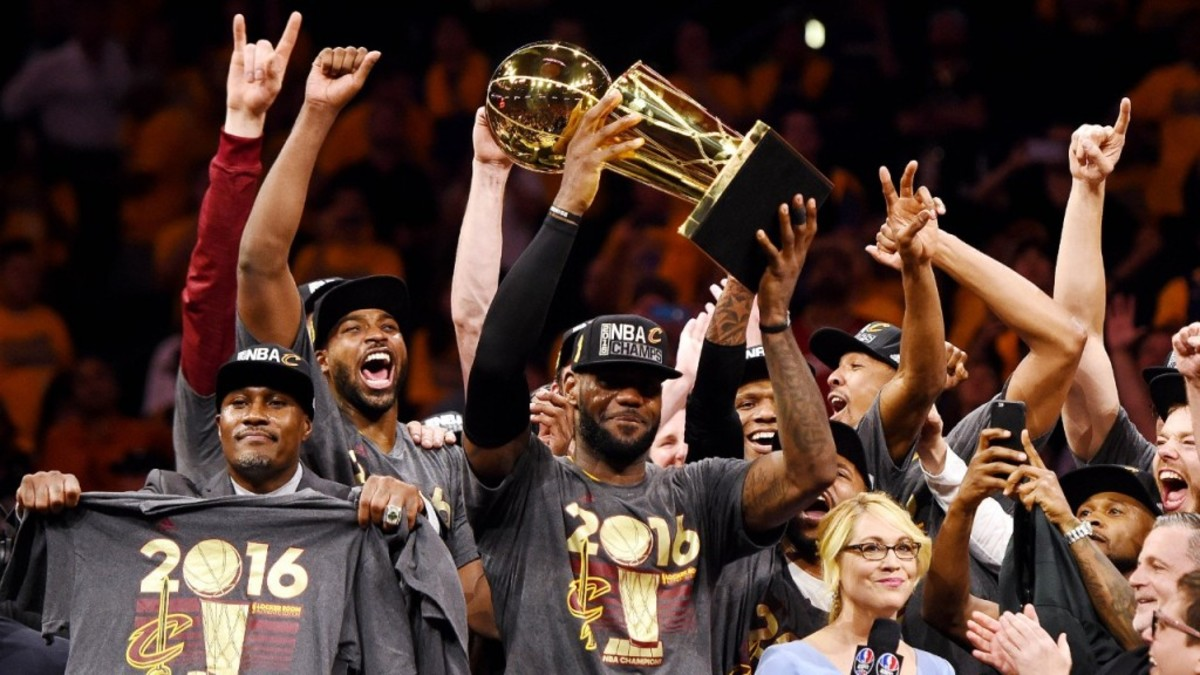 Top 10 Most Surprising NBA Champions Of All Time
